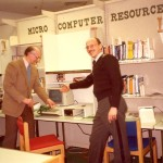 Micro Computer Center opening